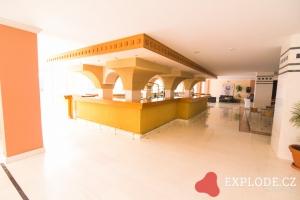 Hala hotelu