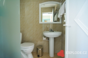 Koupelna hotelu Venezia Resort