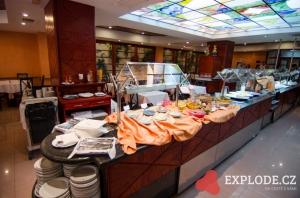 Hotelový bufet