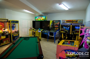 Herní místnost