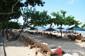 Pláž Sanur Beach