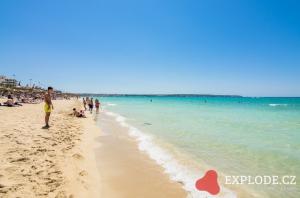 Pláž Gran Fiesta