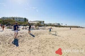 Mahdia Beach pláž