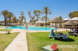 Bazén hotelu Calimera Rosa Rivage