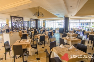 Restaurace One Resort Aqua Park and Spa