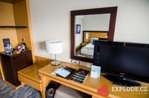 Hotelový pokoj