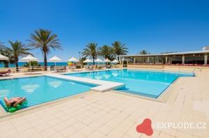 Bazény hotelu