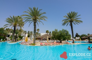 Bazén LTI Thalassa Sousse