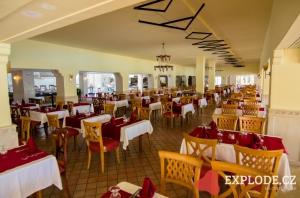 Restaurace LTI El Ksar