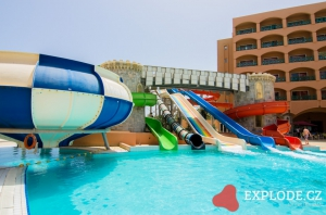 Aquapark hotelu Marabout
