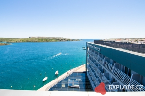 Hotel a moře