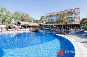 Bazén Seher Sun Resort