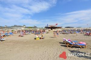 Pláž Caretta Beach
