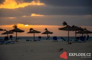 Západ slunce Iberostar Club Boa Vista