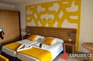 Pokoj hotelu Iberostar Club Boa Vista