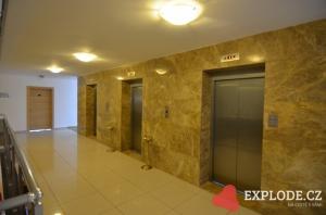 Výtahy hotelu