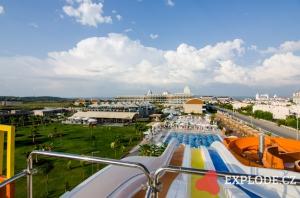 Aquapark hotelu Magic Life