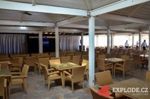 Vnitřní restaurace