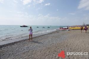 Pláž Belek Beach