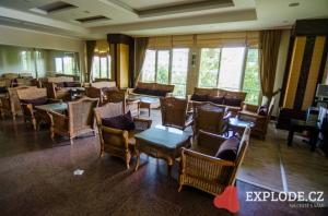 Lobby hotelu Belek Beach