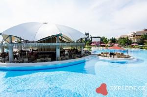 Bazénový bar