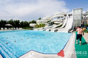 Aquapark Riu Kaya Palazzo