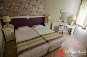 Pokoj hotelu Iz Flower