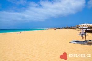Pláž Morabeza