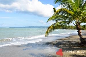 Pláž Bahia Principe Rio San Juan