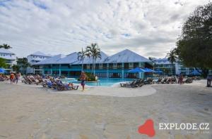 Areál Grand Paradise Playa Dorada