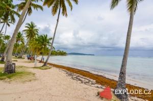 Pláž hotelu Grand Paradise Samana