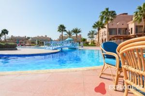 Bazén Akassia Swiss Inn Resort