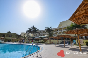 Areál Palm Beach Resort