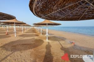 Pláž Caribbean World Resort Soma Bay