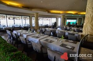 Restaurace Caribbean World Resort Soma Bay