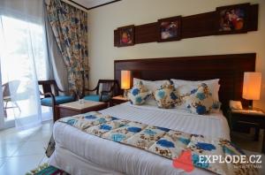 Pokoj hotelu Concorde Moreen Resort