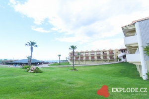 Hotelový park