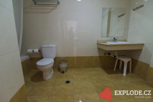 Koupelna se záchodem